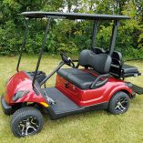 2007 Garnet Golf Car-Harris Golf Cars-Iowa, Illinois, Wisconsin, Nebraska