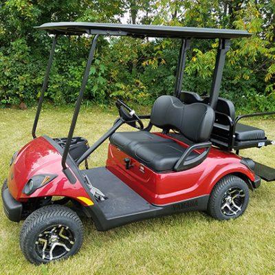 2007 Garnet Golf Car-Harris Golf Cars-Iowa, Illinois, Wisconsin, Nebraska