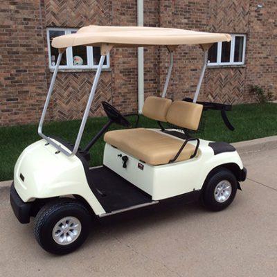 G16A Ivory- Harris Golf Cars-Iowa, Illinois, Wisconsin, Nebraska