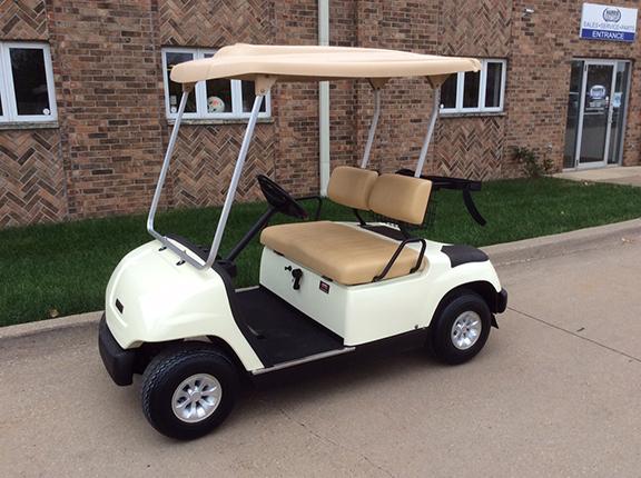 1997 Ivoryg16 1 Harris Golf Cars