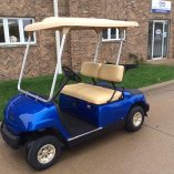 1998 Viper Blue-Harris Golf Cars-Iowa, Illinois, Wisconsin, Nebraska