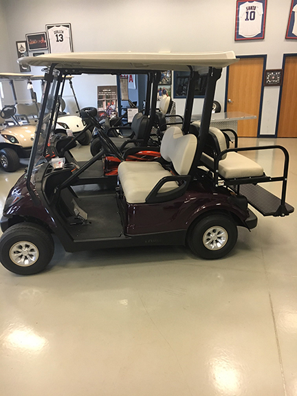 2008 Amethyst Golf Car-Harris Golf Cars-Iowa, Illinois, Wisconsin, Nebraska