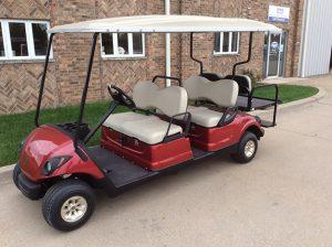 Concierge Golf Car-Harris Golf Cars-Iowa, Illinois, Wisconsin, Nebraska