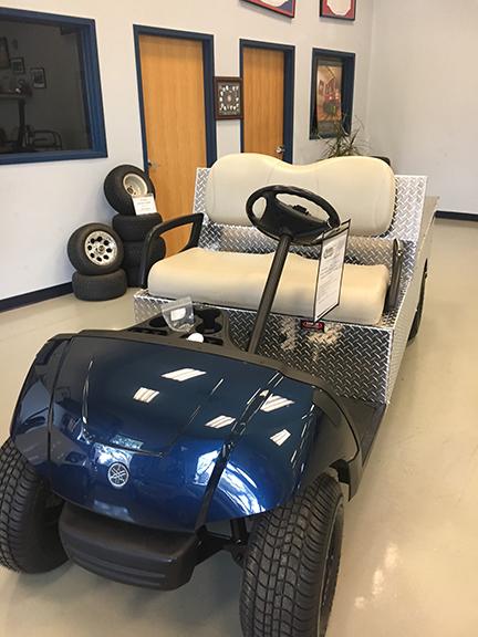 Extended Bed Hauler-Harris Golf Cars-Iowa, Illinois, Wisconsin, Nebraska