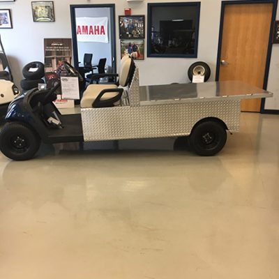 Extended Bed Hauler-Harris Golf Cars-Iowa, Illinois, Wisconsin, Nebraska