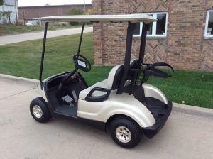 2013 Sandstone Golf Car-Harris Golf Cars-Iowa, Illinois, Wisconsin, Nebraska