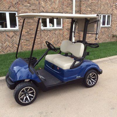 tanzanite golf car-Harris Golf Car-Iowa, Illinois, Wisconsin, Nebraska