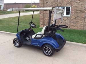 tanzanite golf car-Harris Golf Car-Iowa, Illinois, Wisconsin, Nebraska