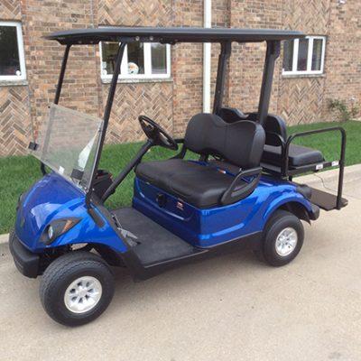 2013 Viper Blue 4-pass-Harris Golf Cars-Iowa, Illinois, Wisconsin, Nebraska