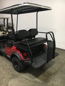 2018 Adventurer Sport-Harris Golf Cars-Iowa, Illinois, Wisconsin, Nebraska