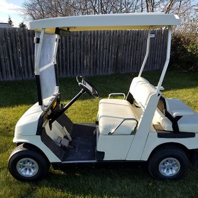 1995 Yamaha Electric-Harris Golf Cars-Iowa, Illinois, Wisconsin, Nebraska