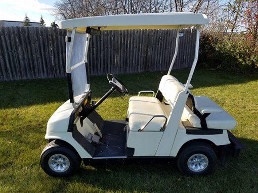 1995 Yamaha Electric-Harris Golf Cars-Iowa, Illinois, Wisconsin, Nebraska