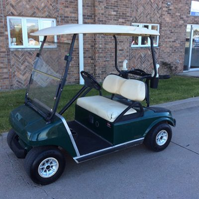 Club Car DS-Harris Golf Cars-Iowa, Illinois, Wisconsin, Nebraska