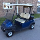 2009 Club Car Electric-Harris Golf Cars-Iowa, Illinois, Wisconsin, Nebraska