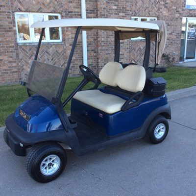 2009 Club Car Electric-Harris Golf Cars-Iowa, Illinois, Wisconsin, Nebraska