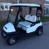2009 Club Car Precedent-Harris Golf Cars-Iowa, Illinois, Wisconsin, Nebraska