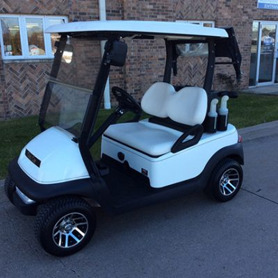 2009 Club Car Precedent-Harris Golf Cars-Iowa, Illinois, Wisconsin, Nebraska
