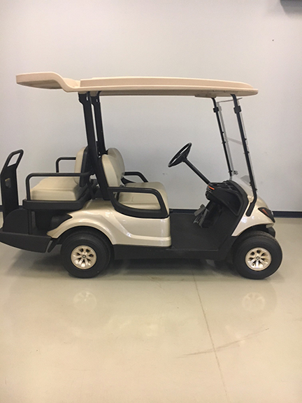 2014 EFI Sandstone Golf Car-Harris Golf Cars- Iowa, Illinois, Wisconsin, Nebraska