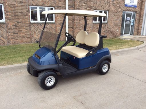 Navy Club Car-Harris Golf Cars-Iowa, Illinois, Wisconsin, Nebraska