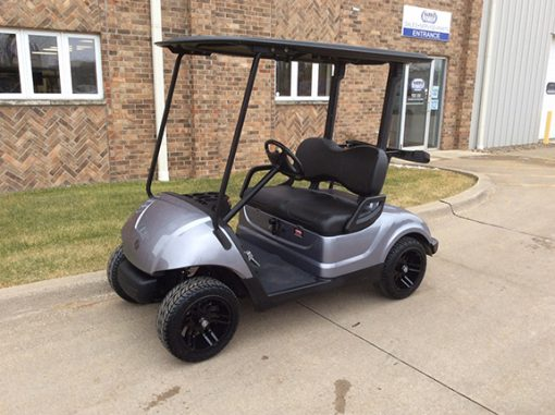 Anthracite Golf Car-Harris Golf Cars-Iowa, Illinois, Wisconsin, Nebraska