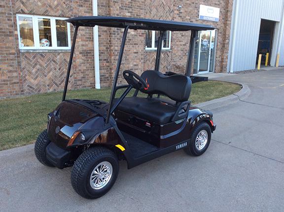 Rich Brown Golf Car-Harris Golf Cars-Iowa, Illinois, Wisconsin, Nebraska
