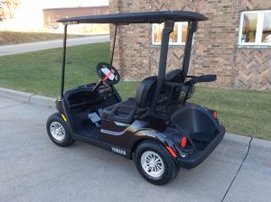 Rich Brown Golf Car-Harris Golf Cars-Iowa, Illinois, Wisconsin, Nebraska