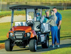 UMAX Fairway Lounge-Harris Golf Cars