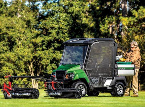 UMAX Range Picker-Harris Golf Cars