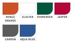 UMAX Range Picker-Color Options