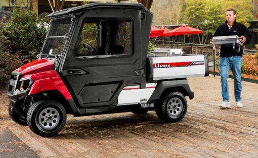 UMAX Two Utility Vehicle-Harris Golf Cars
