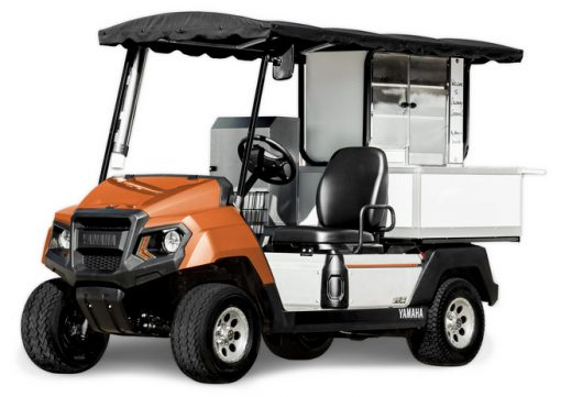 UMAX Fairway Lounge-Harris Golf Cars