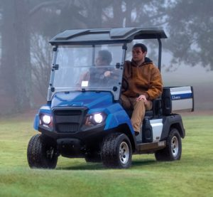 UMAX One Utility Car-Harris Golf Cars