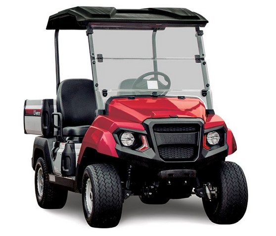 UMAX Two Utility Vehicle-Harris Golf Cars