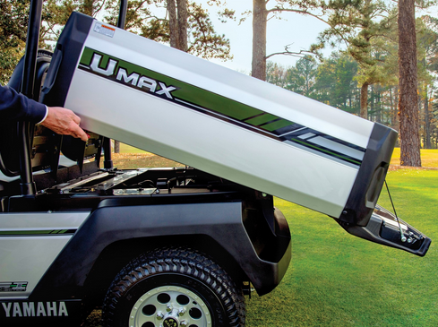 UMAX Two Dump Bed