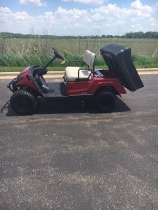 2018 Adventurer Sport-Harris Golf Cars-Iowa, Illinois, Wisconsin, Nebraska