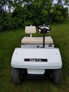 1999 Club Car-Harris Golf Cars-Iowa, Illinois, Wisconsin, Nebraska
