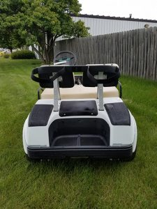 1999 Club Car-Harris Golf Cars-Iowa, Illinois, Wisconsin, Nebraska