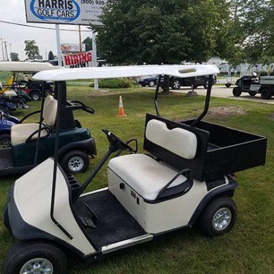 1995 E-Z-Go Medalist-Harris Golf Cars-Iowa, Illinois, Wisconsin, Nebraska