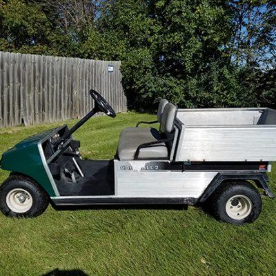 2002 Club Car Utility-Harris Golf Cars-Iowa, Illinois, Wisconsin, Nebraska