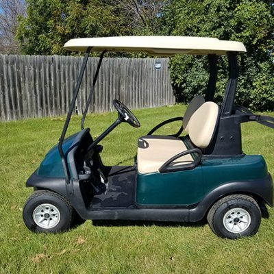2005 Club Car Electric-Harris Golf Cars-Iowa, Illinois, Wisconsin, Nebraska