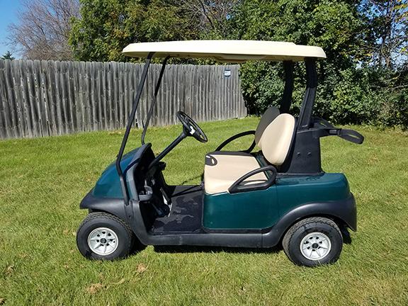 2005 Club Car Electric-Harris Golf Cars-Iowa, Illinois, Wisconsin, Nebraska