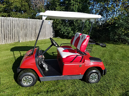 2006 Wisconsin Badger-Harris Golf Cars-Iowa, Illinois, Wisconsin, Nebraska