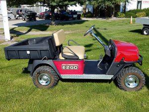 2008 EZGO Sport-Harris Golf Cars-Iowa, Illinois, Wisconsin, Nebraska