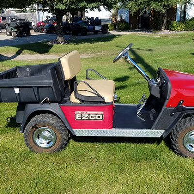 2008 EZGO Sport-Harris Golf Cars-Iowa, Illinois, Wisconsin, Nebraska