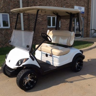 2008 Glacier White-Harris Golf Cars-Iowa, Illinois, Wisconsin, Nebraska