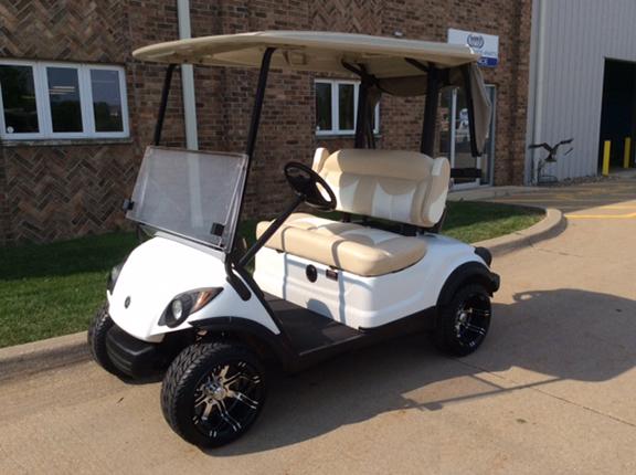 2008 Glacier White-Harris Golf Cars-Iowa, Illinois, Wisconsin, Nebraska