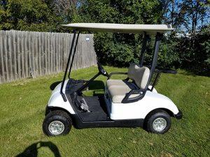 2009 Yamaha Drive-Harris Golf Cars-Iowa, Illinois, Wisconsin, Nebraska