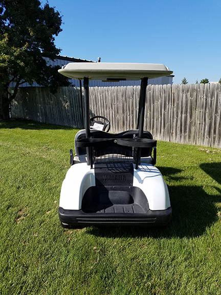 2009 Yamaha Drive-Harris Golf Cars-Iowa, Illinois, Wisconsin, Nebraska