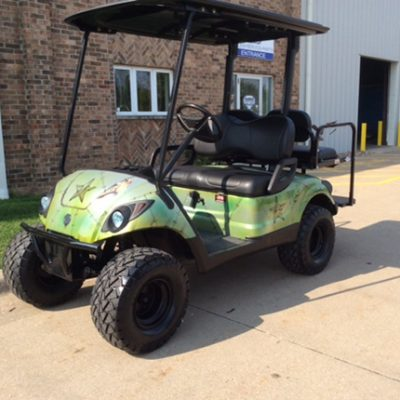 2011 Army-Harris Golf Cars-Iowa, Illinois, Wisconsin, Nebraska