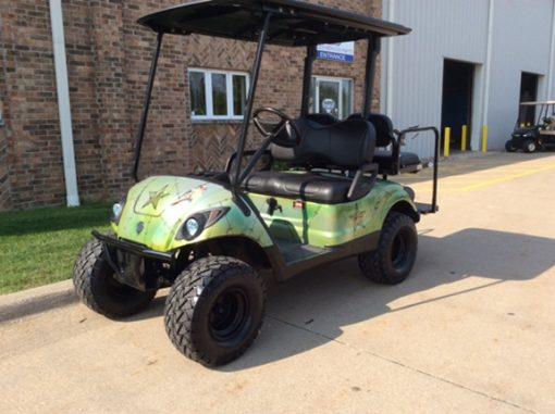 2011 Army-Harris Golf Cars-Iowa, Illinois, Wisconsin, Nebraska